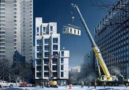 装配式建筑解决方案